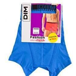 Dim Coton Stretch Fashion férfi boxer