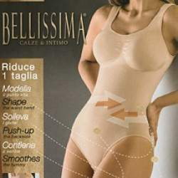 Bellissima 028 Shaper Push-up body