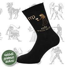 HDI Elastico horoszkópos pamut zokni