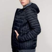 Kariban KA6111 női kapucnis steppelt dzseki