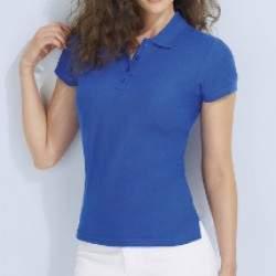Sols 11310 People női rövid ujjú galléros póló