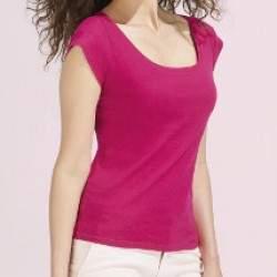 Sols 11385 Melrose női póló - színes