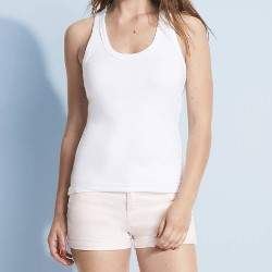 Sols 11490 Coconut női trikó - fehér