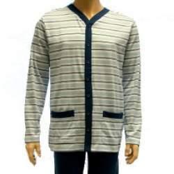 Oneway 2328 csíkos férfi pizsama