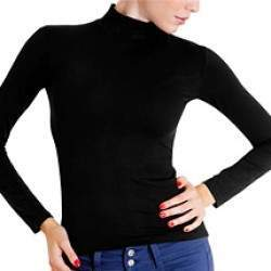 Cotonella 3511 női garbós pamut póló