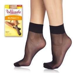 Bellinda Die Passt Socks 20 bokafix - 2 pár