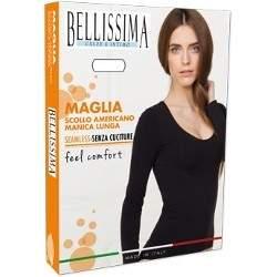 Bellissima 072 Americano seamless hosszú ujjú póló