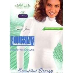 Bellissima 075 seamless hosszú ujjú garbó
