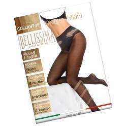 Bellissima B33 Shaper Bikini 40 alakformáló harisnya