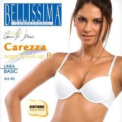 Bellissima Carezza melltartó - B kosár