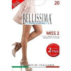 Bellissima Miss 20 harisnya - 2 db