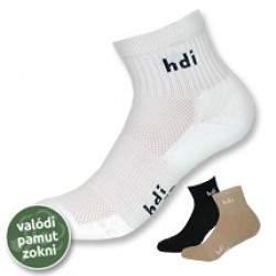 HDI biciklis pamut zokni