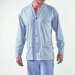 Bip Bip Conquista 4102 férfi pamut pizsama