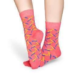 Happy Socks FEN01 vonalmintás zokni