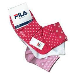 Fila F6772 női zokni - 3 pár