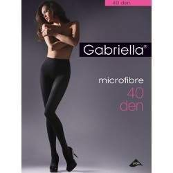 Gabriella 8185 Microfibre 40 harisnya XL
