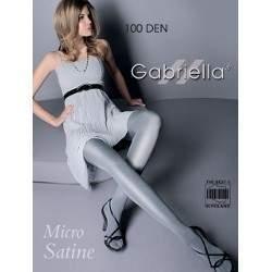 Gabriella 8227 Micro Satine 100 harisnya