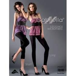 Gabriella 8331 Microfibre Long leggings