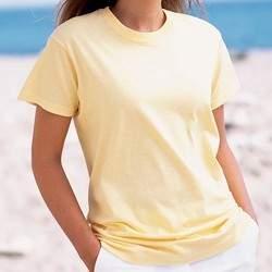 Gildan 2000L női rövid ujjú póló - 2 db