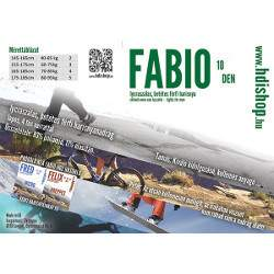 HDI Fabio 10 lycra szálas férfi harisnya