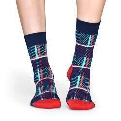 Happy Socks IRTRT01 retro mintás zokni