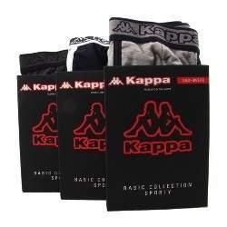Kappa K1231 férfi boxer színszorti - 3 db