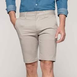 Kariban K750 férfi chino bermuda rövidnadrág
