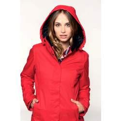 Kariban K6108 női parka kabát