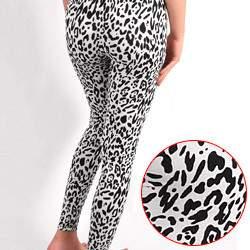 Lucretia LEG05 leopárd mintás leggings