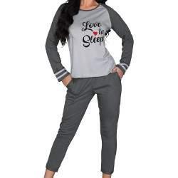 Livia Corsetti Linza női pamut pizsama
