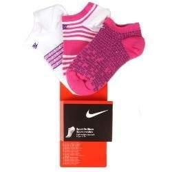 Nike SX3798 Sport pamut titokzokni - 3 pár