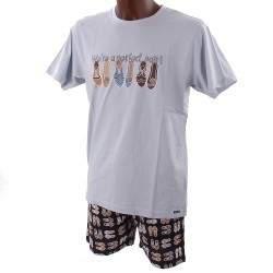 Oneway 2348 férfi pizsama