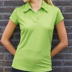 Proact PA483 női galléros rövid ujjú póló