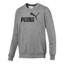 Puma Ess Logo Crew férfi pulóver