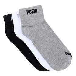 Puma Quarter zokni - 3 pár