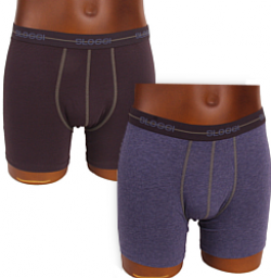 sloggi men Start Short C2P pamut boxer - 2 db