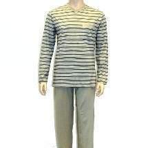 Oneway 2274 csíkos férfi pizsama
