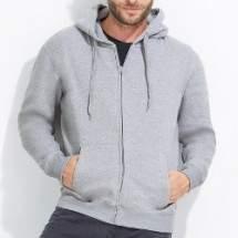 Sols 47800 Seven férfi cipzáros kapucnis pulóver