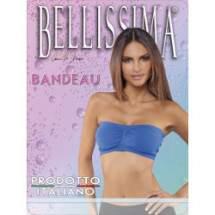 Bellissima Bandeau színes női top
