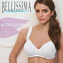 Bellissima Bonjour melltartó - C kosár