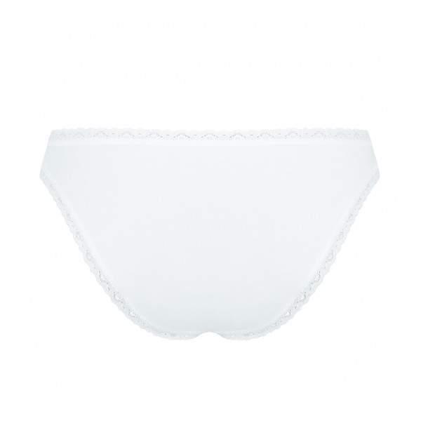 sloggi 24/7 Cotton Lace Tanga pamut bugyi