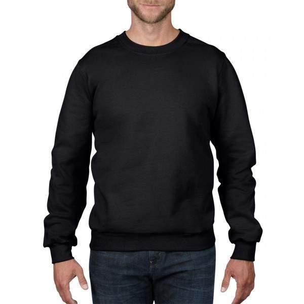 Anvil 71000 férfi kereknyakú pulóver