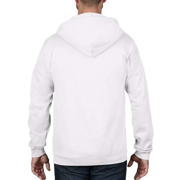 Anvil 71600 férfi cipzáros kapucnis pulóver