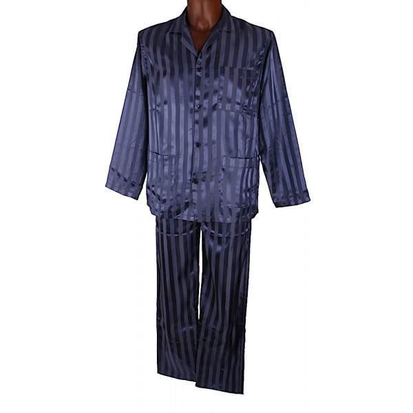Antony Maurizio férfi szatén pizsama -   hdiShop.hu   5cabdcccd2