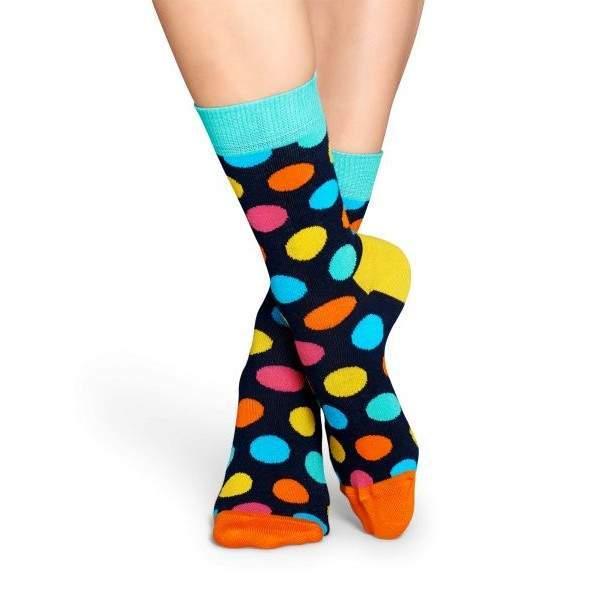Happy Socks BD01 pöttyös zokni