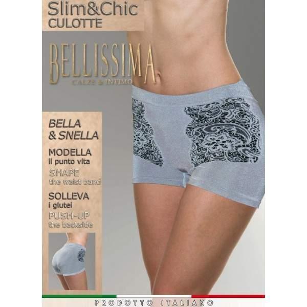 Bellissima 123 Slim&Chic Culotte női boxer