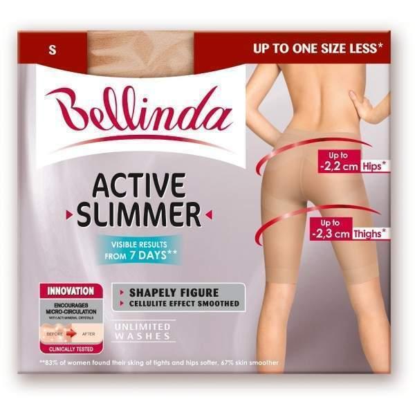 Bellinda Active Slimmer női alakformáló bermuda