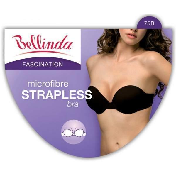 Bellinda Strapless pánt nélküli push up melltartó - B kosár