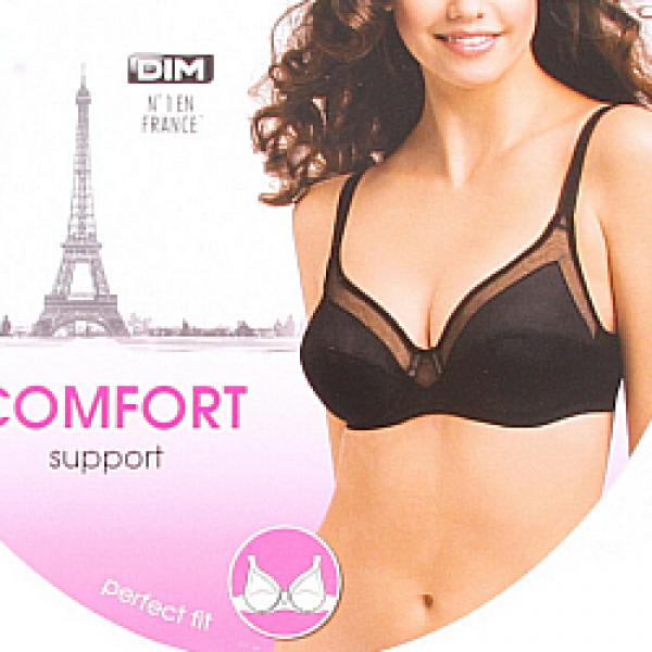 DIM Comfort Support tehermentesítő melltartó