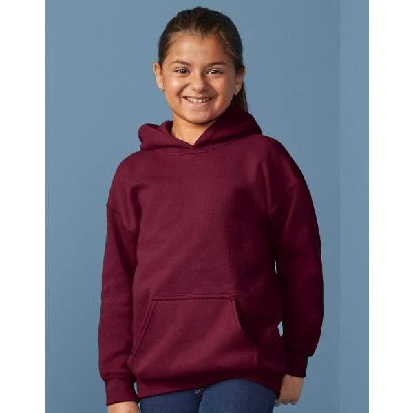 Gildan 18500B gyerek kapucnis pulóver -   hdiShop.hu   806933b82b